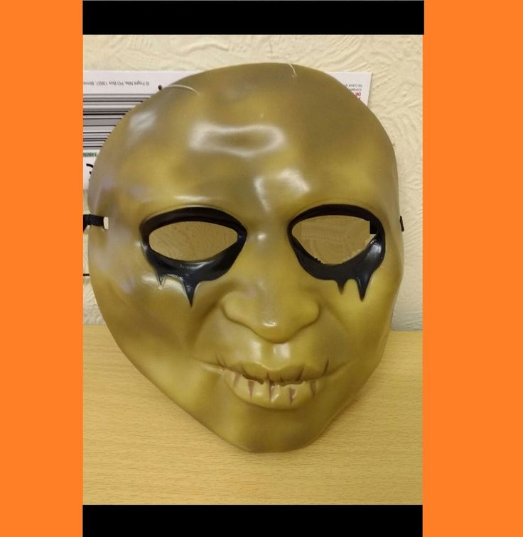 HALLOWEEN ADULT/KIDS FEAR SCARY HORROR ZOMBIE MUMMY RUBBER COSTUME ELASTIC MASK
