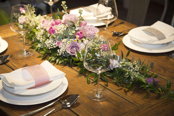 Svatební tabule / Wedding table