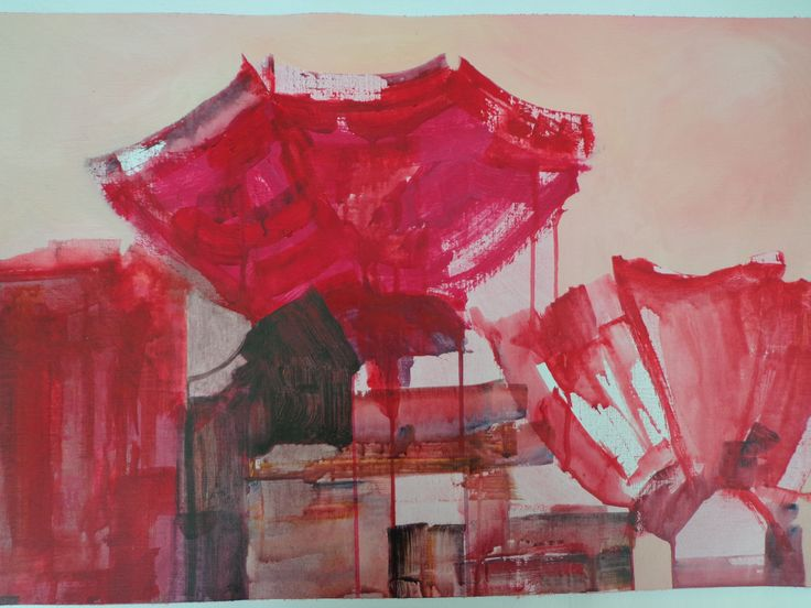 Red, Oil