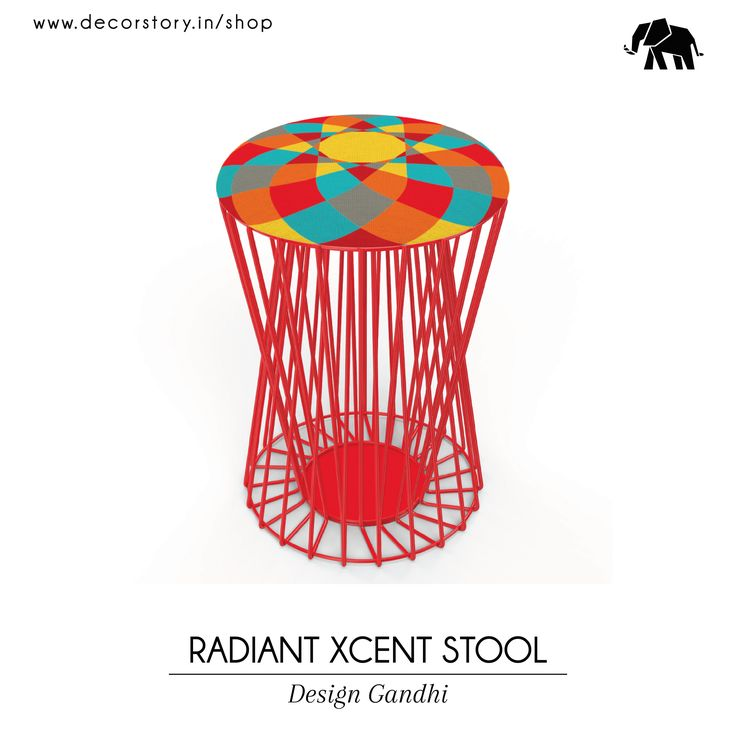 Unique, radiant, classic is what this exceptional stool stands fir. An extraordinary design created by Design Gandhi. Available on www.decorstory.in ‪#‎Stools‬ ‪#‎lazyday‬ ‪#‎innovativedesign‬ ‪#‎DesignGandhi‬ ‪#‎madeinIndia‬ ‪#‎makeinIndia‬ ‪#‎prettyhome‬ ‪#‎completehome‬ ‪#‎homedecor‬ ‪#‎modernseating‬ ‪#‎sitinstyle‬ ‪#‎hipstermode‬