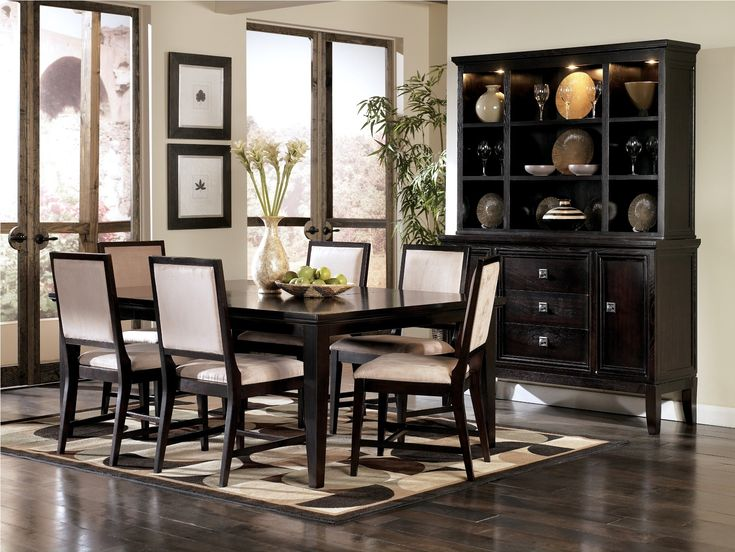 Best Dining Room Images On Pinterest Dining Tables Kitchen