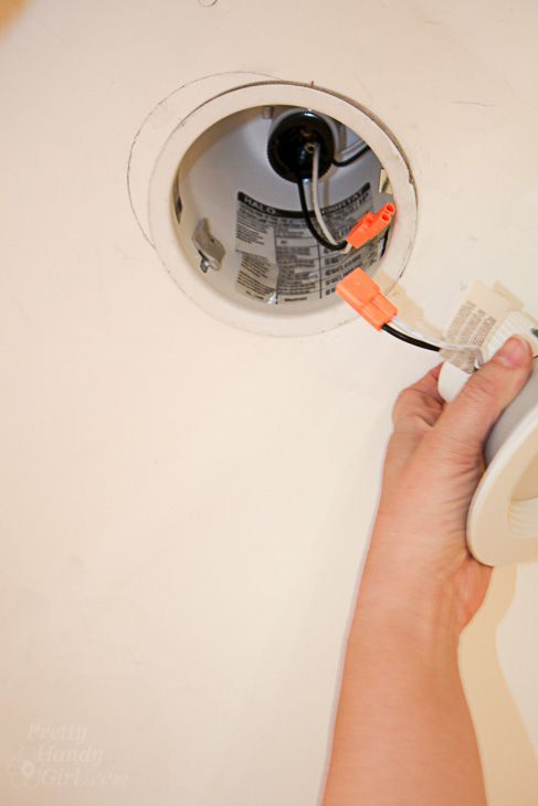 Did You Know There Are Retrofit LED Light Fixtures That Install Into Can? Iu0027