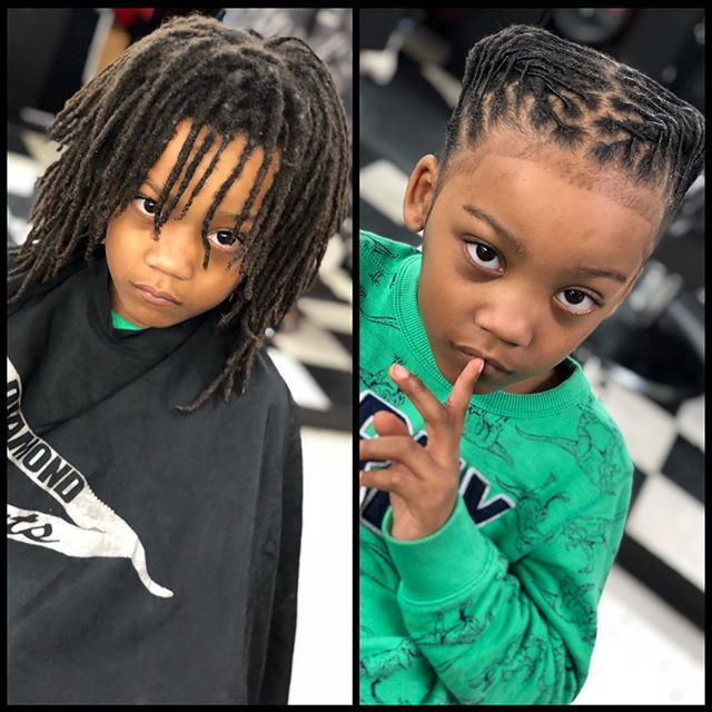 Kids With Locs Thepondsidesalon Kids Hairstyles Hair Styles Natural Hair Styles