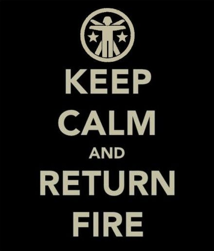 "Finally, a ""Keep Calm"" poster I actually LIKE!"