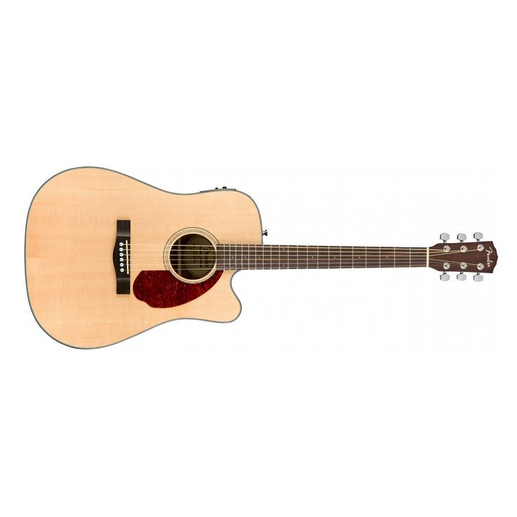 Fender CD-140SCE Acoustic Electric Guitar in Natural