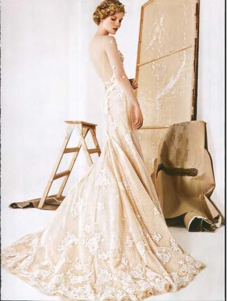 Vogue GR, March 2012