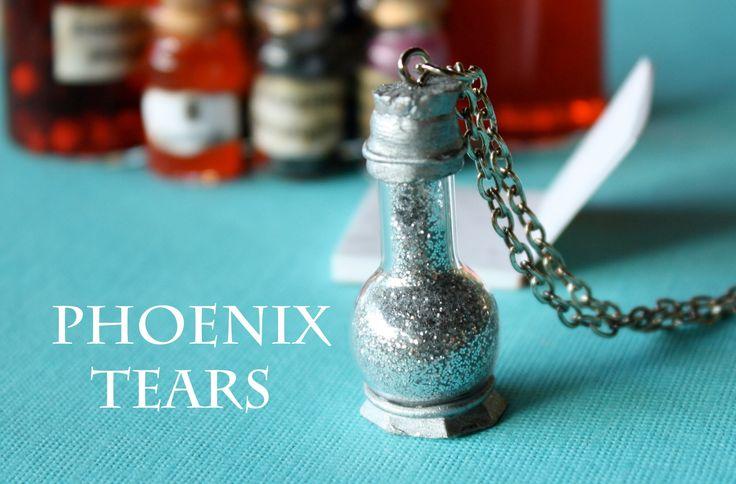 Phoenix Tears : Harry Potter Potion Ep. # 16