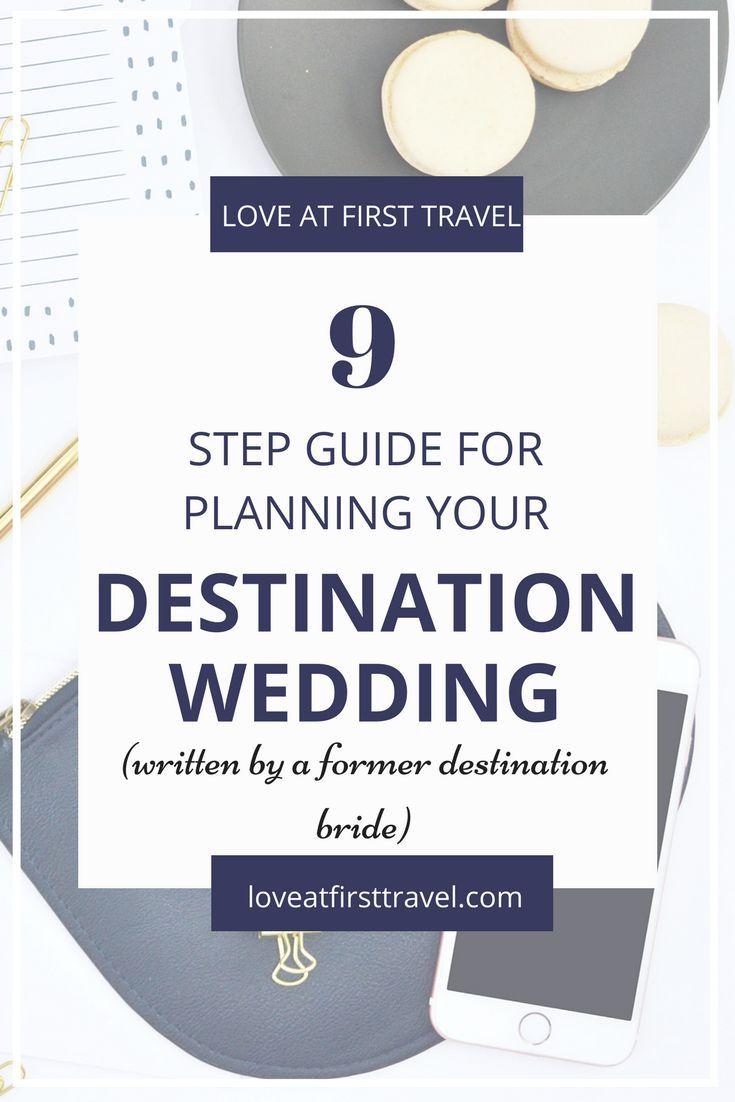 9 Steps For Canadians Planning A Destination Wedding Destination