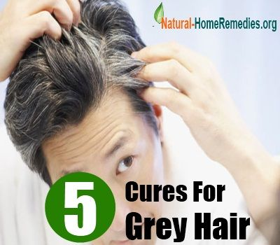 Natural Cure For Grey Hair