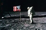 Were Neil Armstrong's famous words on the Moon spontaneous, or rehearsed? @MuseumStore has Moon Landing Commemorative Collectibles set: http://www.museumstorecompany.com/Collector-s-40th-Anniversary-Man-s-First-Step-on-the-Moon-Actual-Authentic-Collectibles-p7007.html
