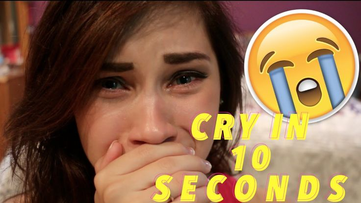 HOW TO CRY IN 10 SECONDS / ACTING TIP | JENNA LARSON this is a great technique, it works every time for me.
