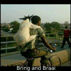 Bring and Braai!