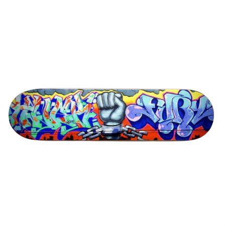 Real Graffiti Skateboards