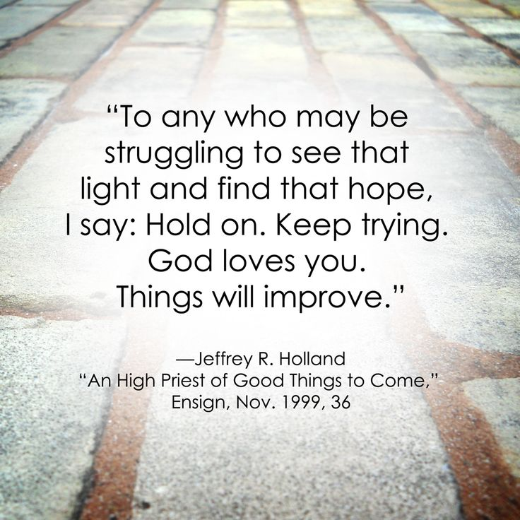 Elder Holland Good Things To Come Quote: 58 Best Elder Holland Quotes! Images On Pinterest