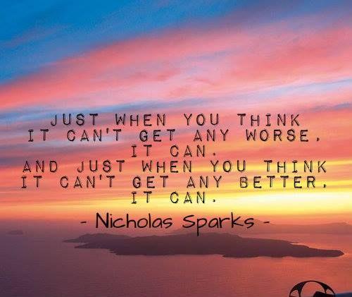 Nickolas Sparks
