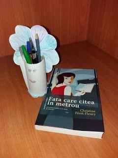 Porția de citit: Fata care citea în metrou - Christine Feret-Fleury...
