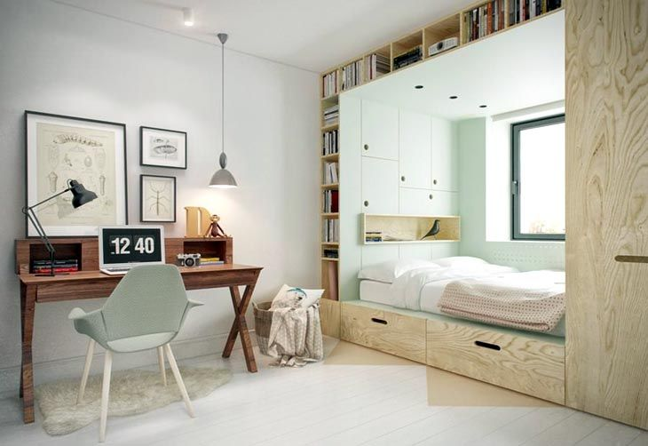 Идеальная комната для подростка