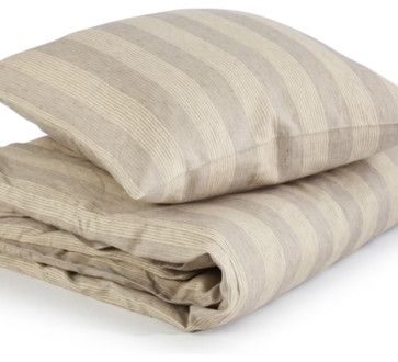Monterey Bed Linen Collection - Pillow Case, Standard - contemporary - Pillowcases And Shams - Madison & Muse