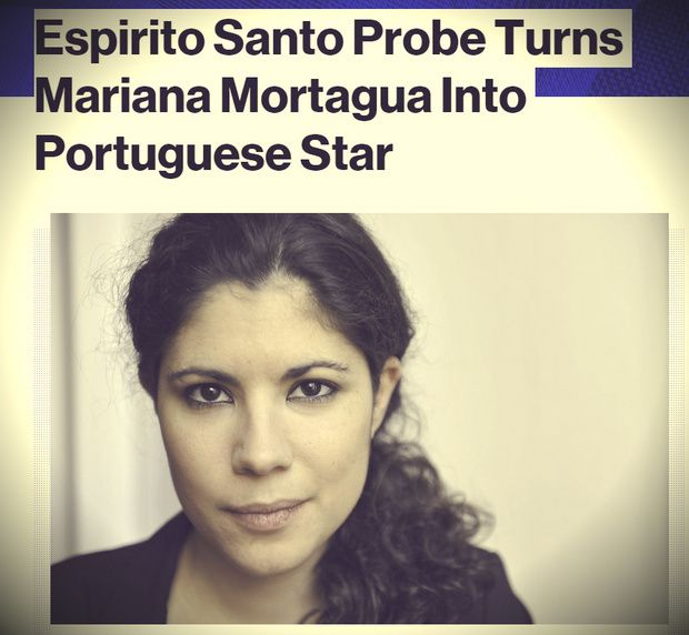 Não é o Esquerda.net, é a Bloomberg.com: BES fez de Mariana Mortágua uma heroína
