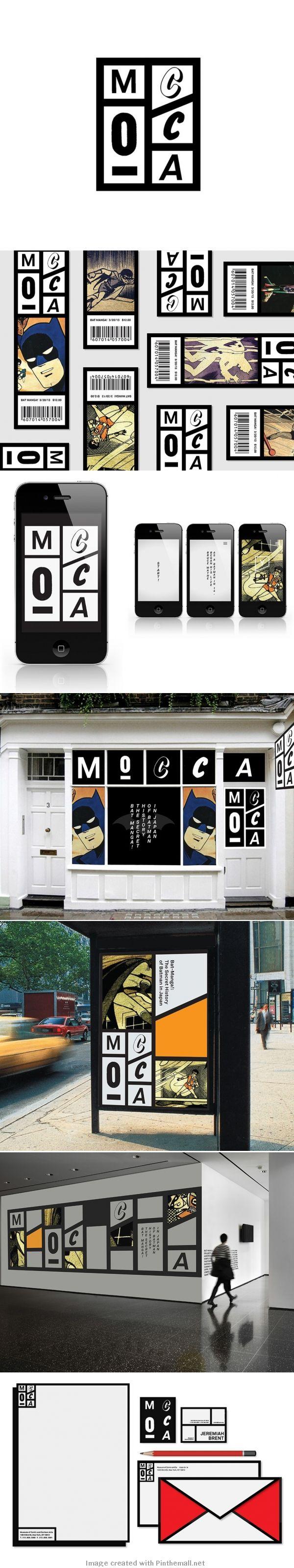 Branding / Mocca   Graphis