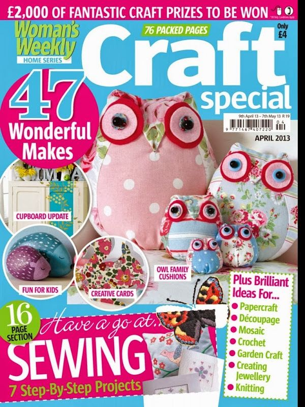 Craft Special 2013 04 (Woman's Weekly)