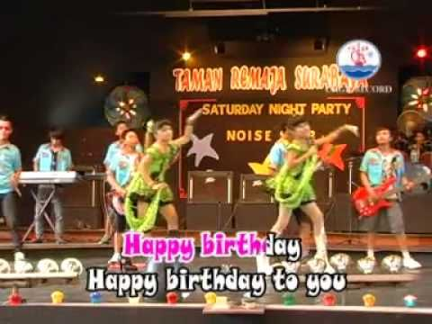 Lagu Anak Koplo Medley Selamat Ulang Tahun