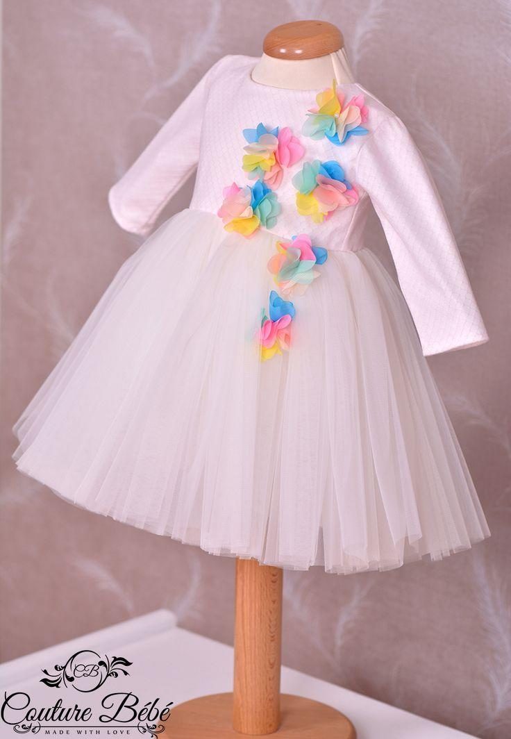 Rochita de botez creatie Couture Bebe