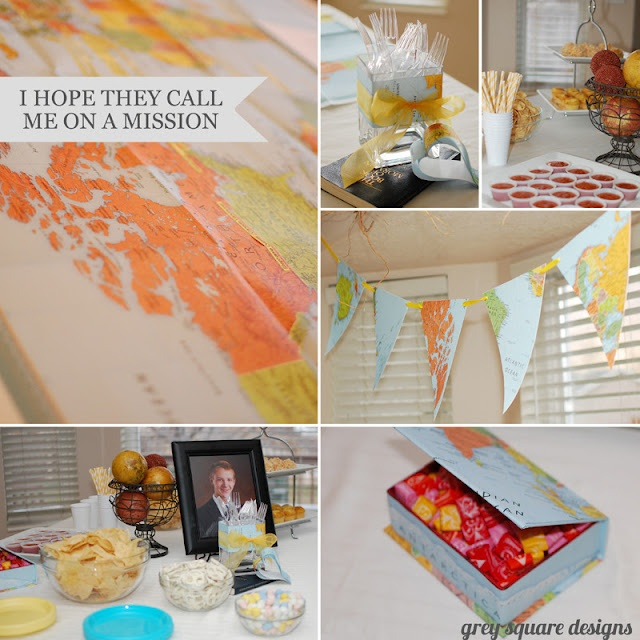 200 best missionary care packages images on pinterest missionary images by grey square designs my younger brother received and opened his mission call for the lds church this past week pronofoot35fo Gallery