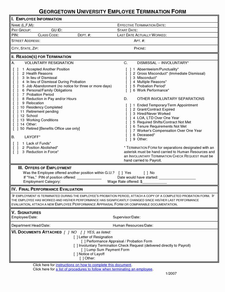 25+ Employee termination letter format pdf ideas in 2021