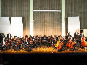 Jackson State University orchestra