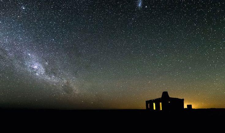 Go stargazing on this easy Karoo road trip