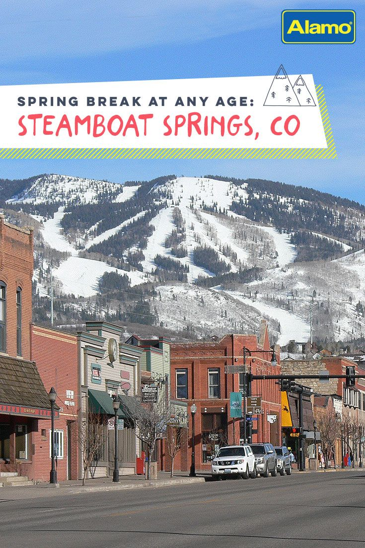 Enjoy Spring Break in Steamboat with plenty of fun outdoor and indoor activities for kids, teens, and adults alike.