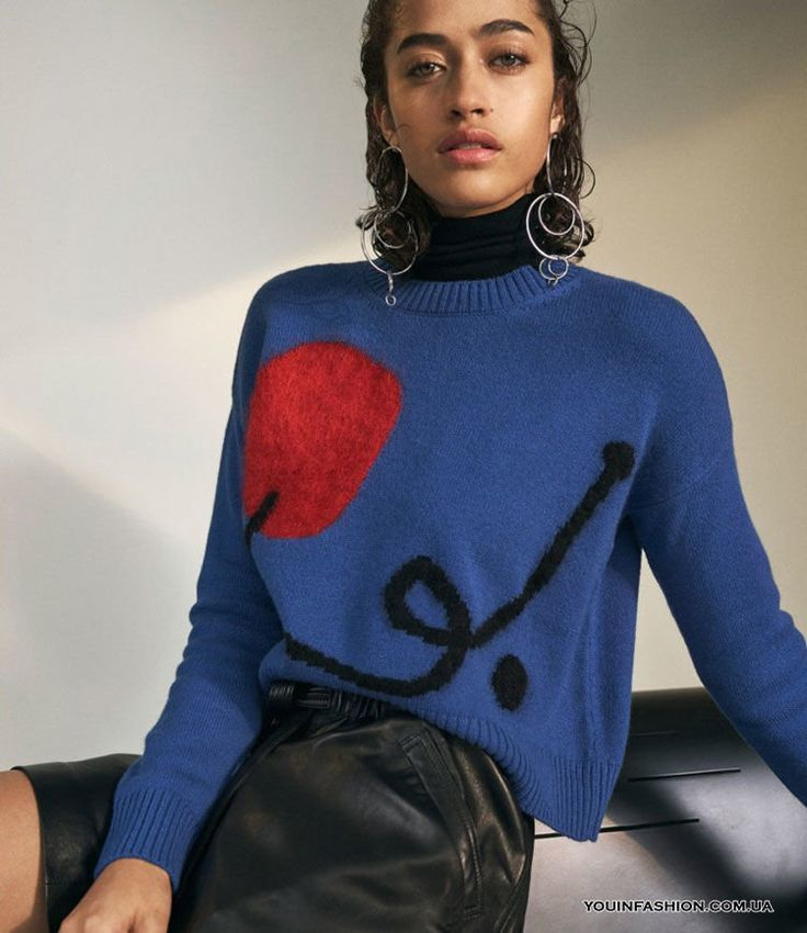 Модные женские свитера осень-зима 2017-2018: фото, новинки, тенденции   You in Fashion