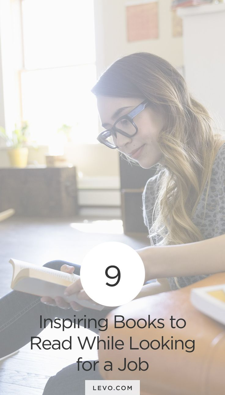 Job search books you need to be reading. - levo.com