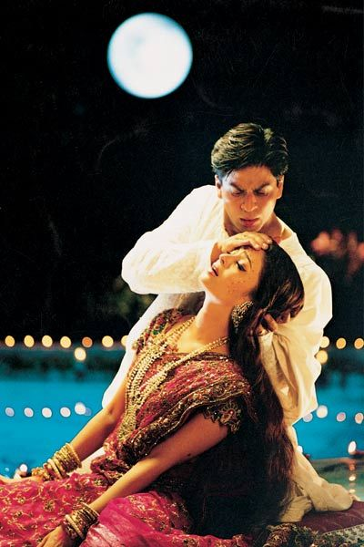 Aishwarya's film shot from her career best movie Devdas {2002}