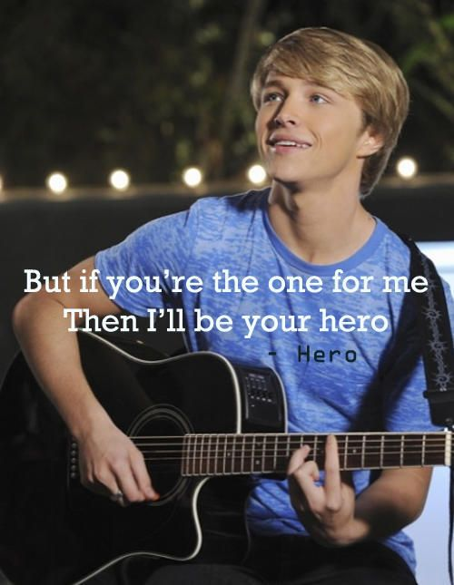 Hero|Sterling Knight