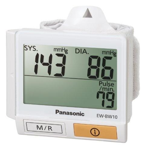 Panasonic EW-BW10 Blutdruckmessgerät für das Handgelenk