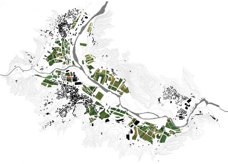 Carles Enrich | Arquitectura + Urbanisme. Drawings. Parc del Rec.
