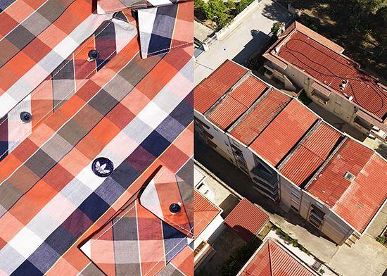 Aerial & Fashion Photography Mashups by Joseph Ford | Inspiration Grid | Design Inspiration