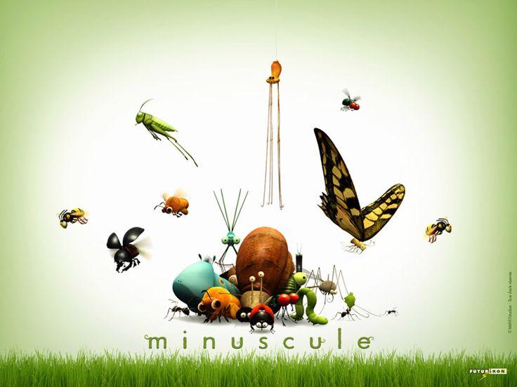 Minuscule | Minuscule Complete Seasons DVD Boxset