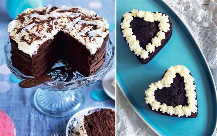 3 vidunderlige kager...