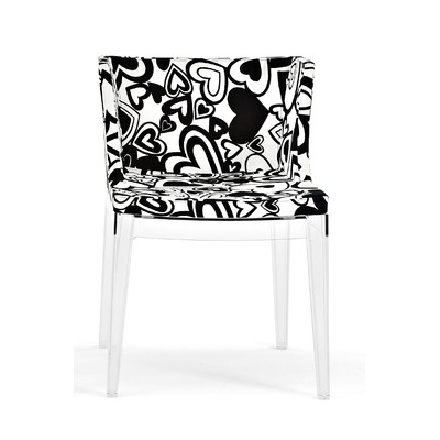 Kartell Mademoiselle Chair With Missoni Fabrics