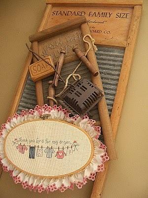 love old washboards..  http://picketsplace.blogspot.com