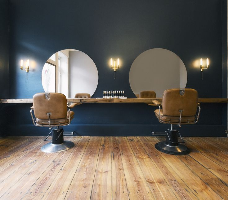Friseur/ Coiffeur/ Hairdresser ZINS organic haircare salon Berlin