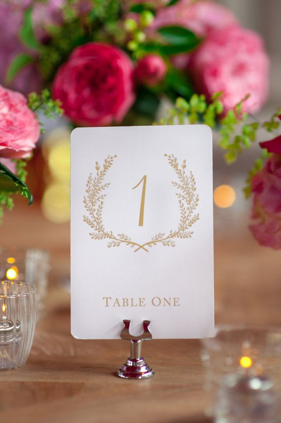 184 best Table Numbers images on Pinterest Wedding table numbers
