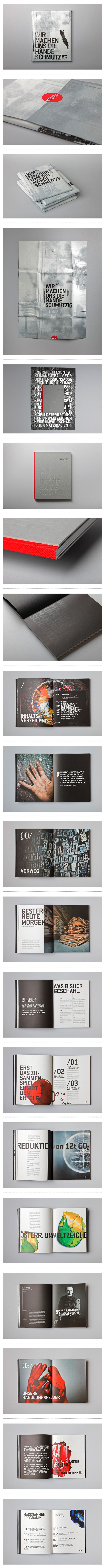 SUSTAINABILITY REPORT #layout #publication