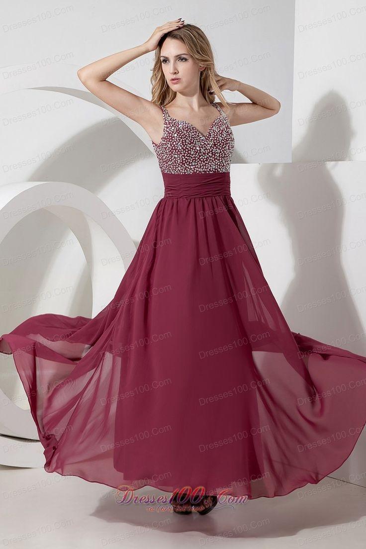 8 best images about Elegant Burgundy Pageant Dresses on Pinterest...
