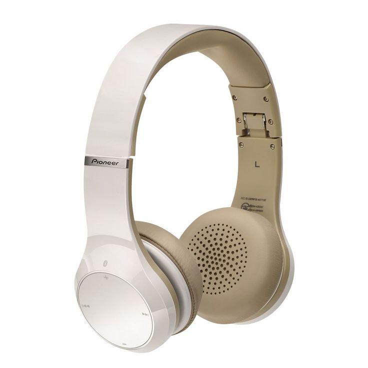Auriculares Inalámbricos Pioneer SE-MJ771BT-W