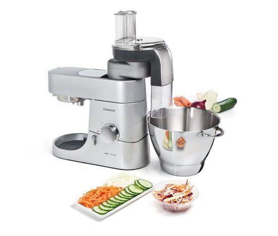 KENWOOD | Sistema di taglio continuo affetta / grattugia per Impastatrici Planetarie Kitchen Machine Chef / Major [video] - http://www.complementooggetto.eu/wordpress/kenwood-sistema-taglio-continuo-affetta-grattugia-impastatrici-planetarie-kitchen-machine-chef-major/