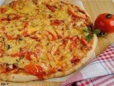 Рецепты пиццы!    1. Пицца с курицей и грибами    Тесто:  Показать полностью…